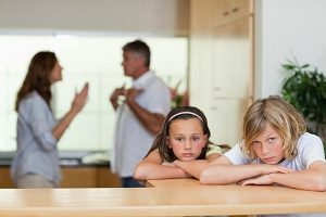 Divorce counselling for children