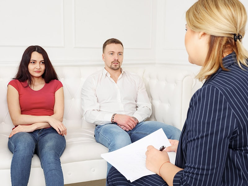 couples counselling cost on the Gold Coast